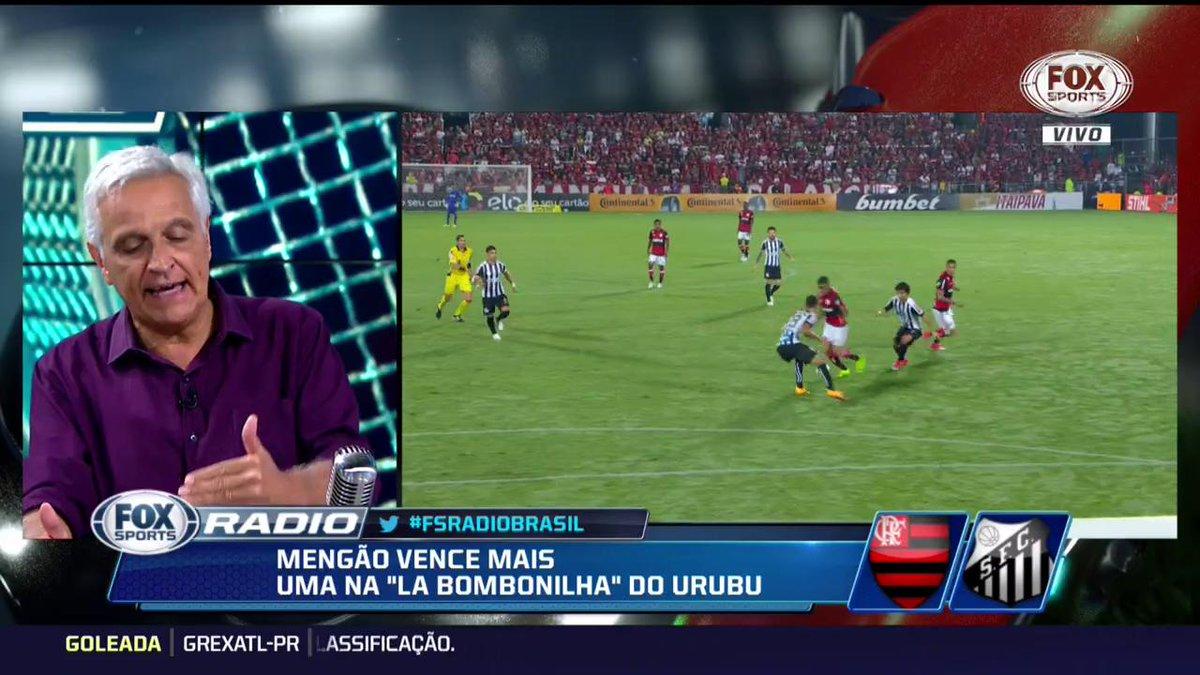 'Ele não faz nada, e não sai', Sormani critica escolha de Márcio Araújo como titular no Flamengo. #FSRádioBrasil