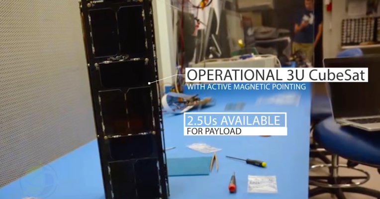 Lockheed Martin takes a strategic stake in nanosatellite company Terran Orbital https://t.co/MBOxA3quUN