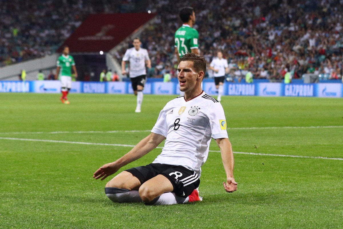 Germany 3-0 Mexico Highlights