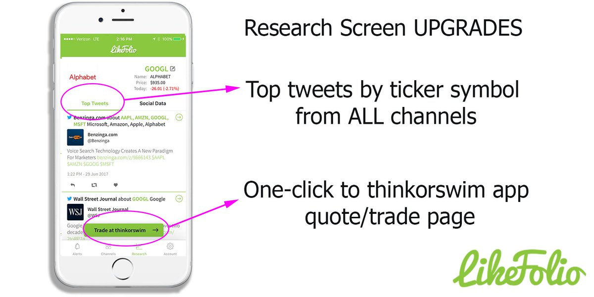 Likefolio On Twitter Upgrade Alert New Release In App Store Now