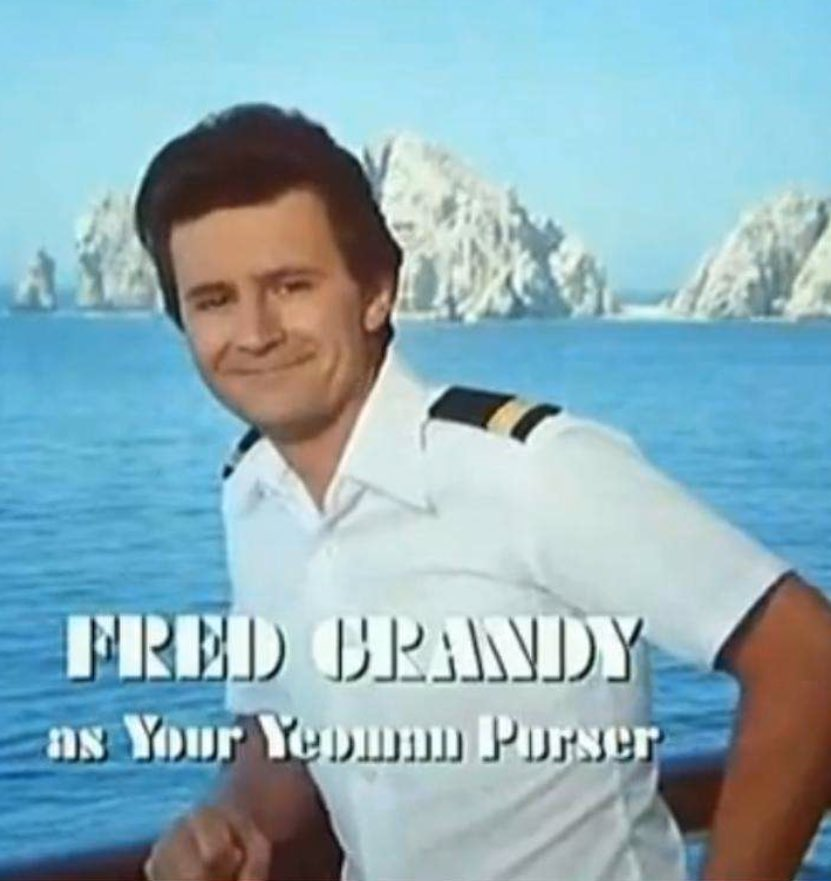 Fred Grandy contact