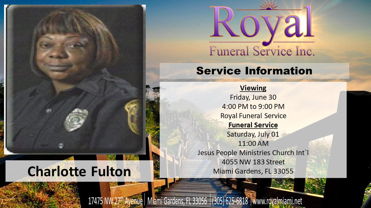 Royal Funeral Home on Twitter: