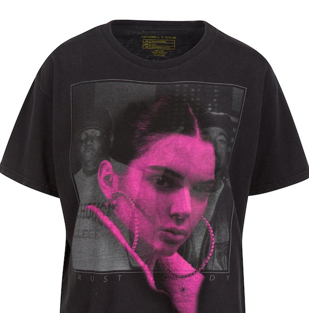 Jenner kylie designed t shirt