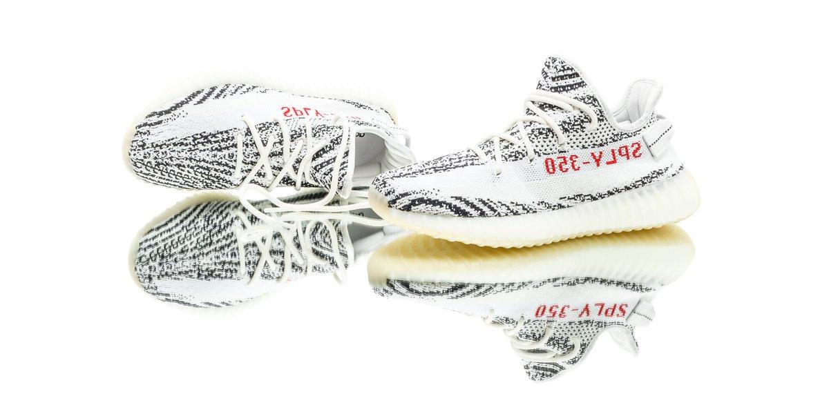 """adidas Yeezy Boost 350 v2 """"Zebra"""