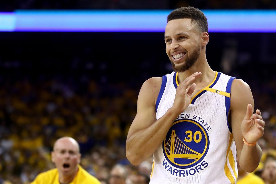 Most popular NBA players based on jerseys sold  1. Stephen Curry 2. LeBron 63793ed8a