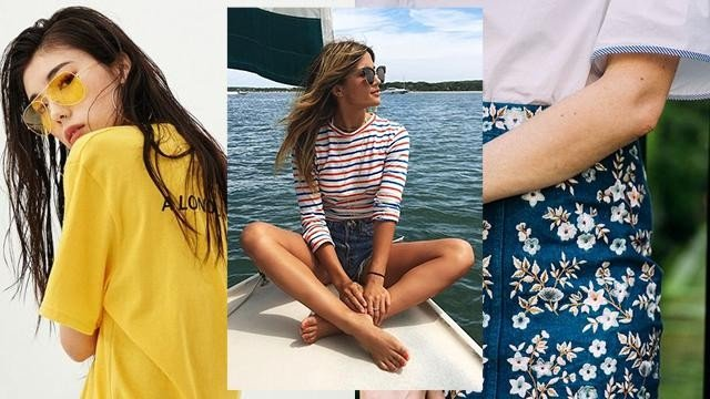 15 Summer Outfit Ideas for the College Girl on Vacay