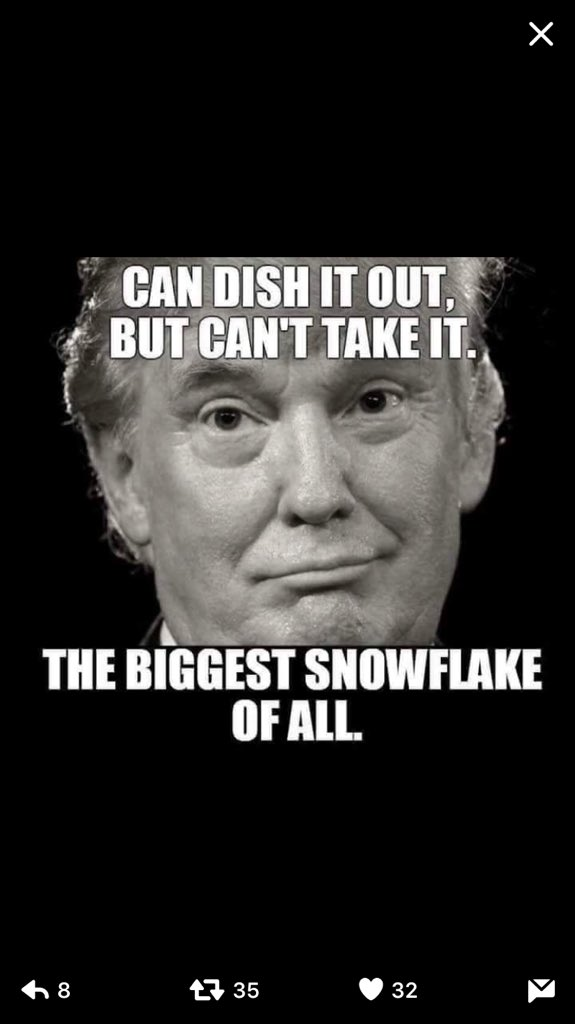I guess snowflakes come in all sizes and...