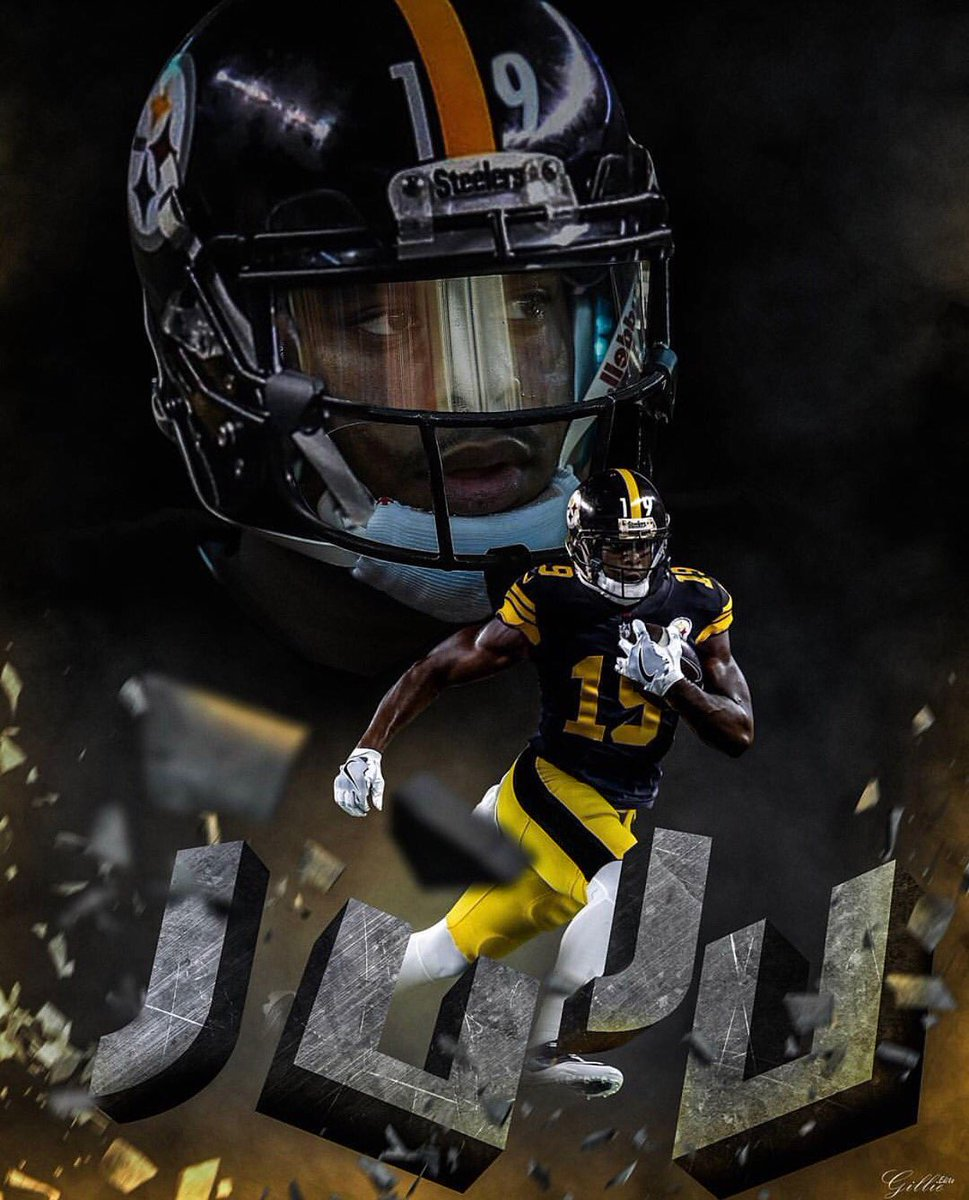 quality design 58aa2 66a26 JuJu Smith-Schuster on Twitter:
