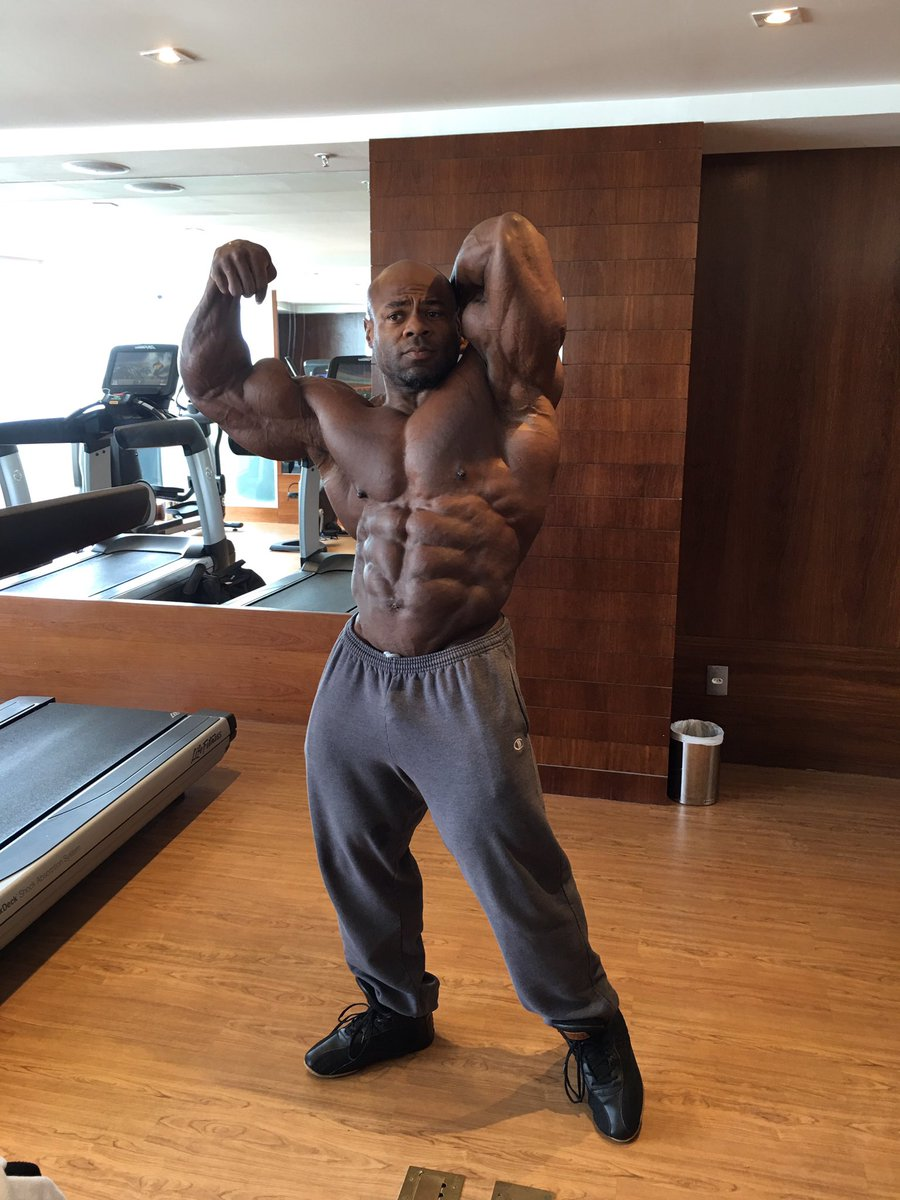 Kai Greene on Twitter:...
