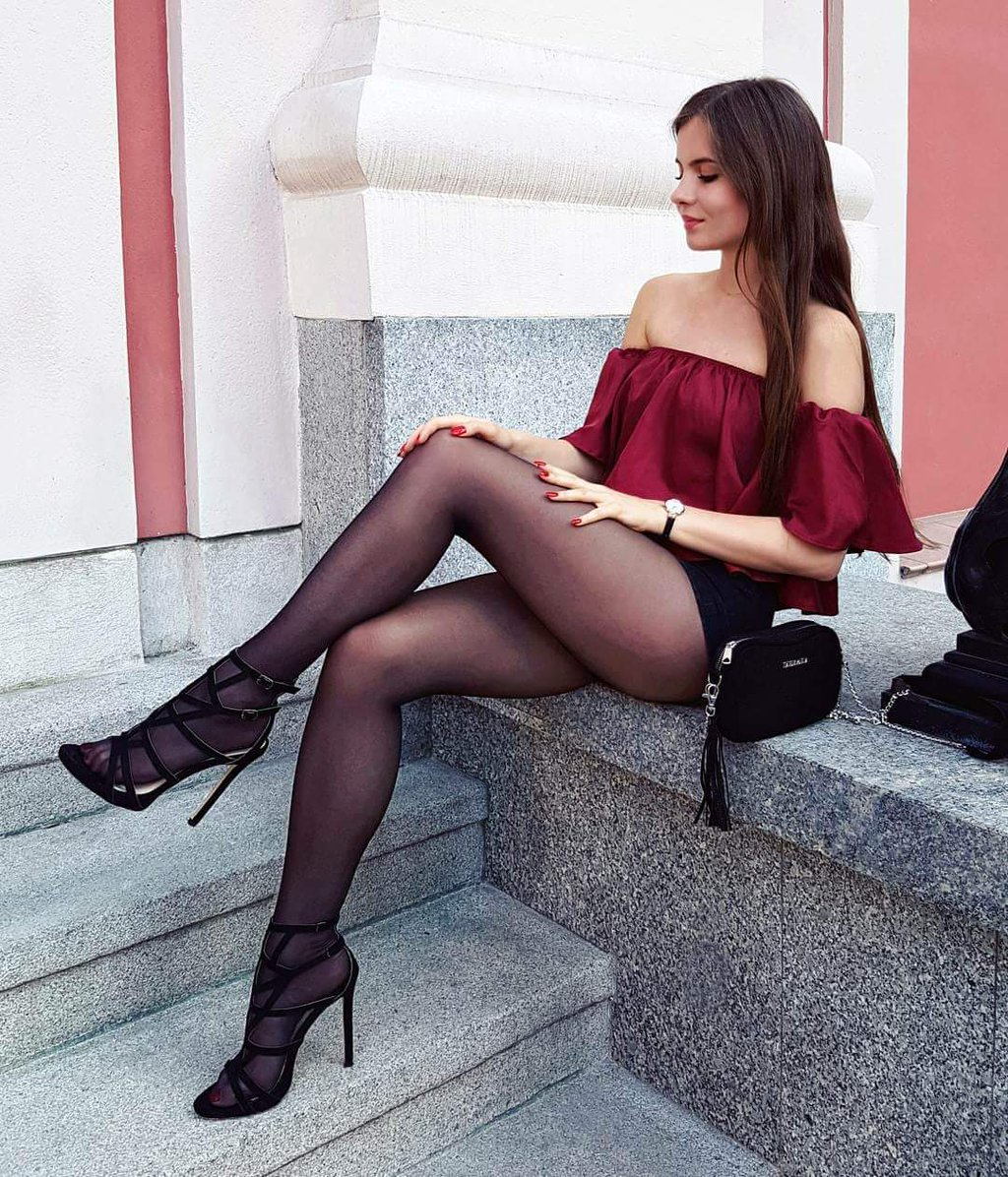Shop women high waist sexy oil shine glossy stocking body shaped pantyhose tights hot online
