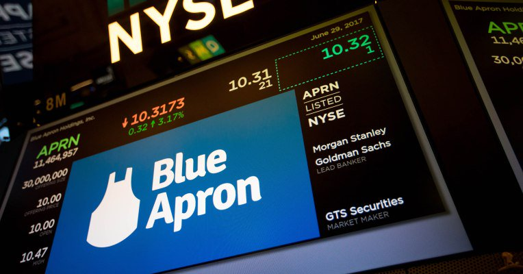 Blue Apron whiffs on first day of trading https://t.co/GvXdUSfG9h
