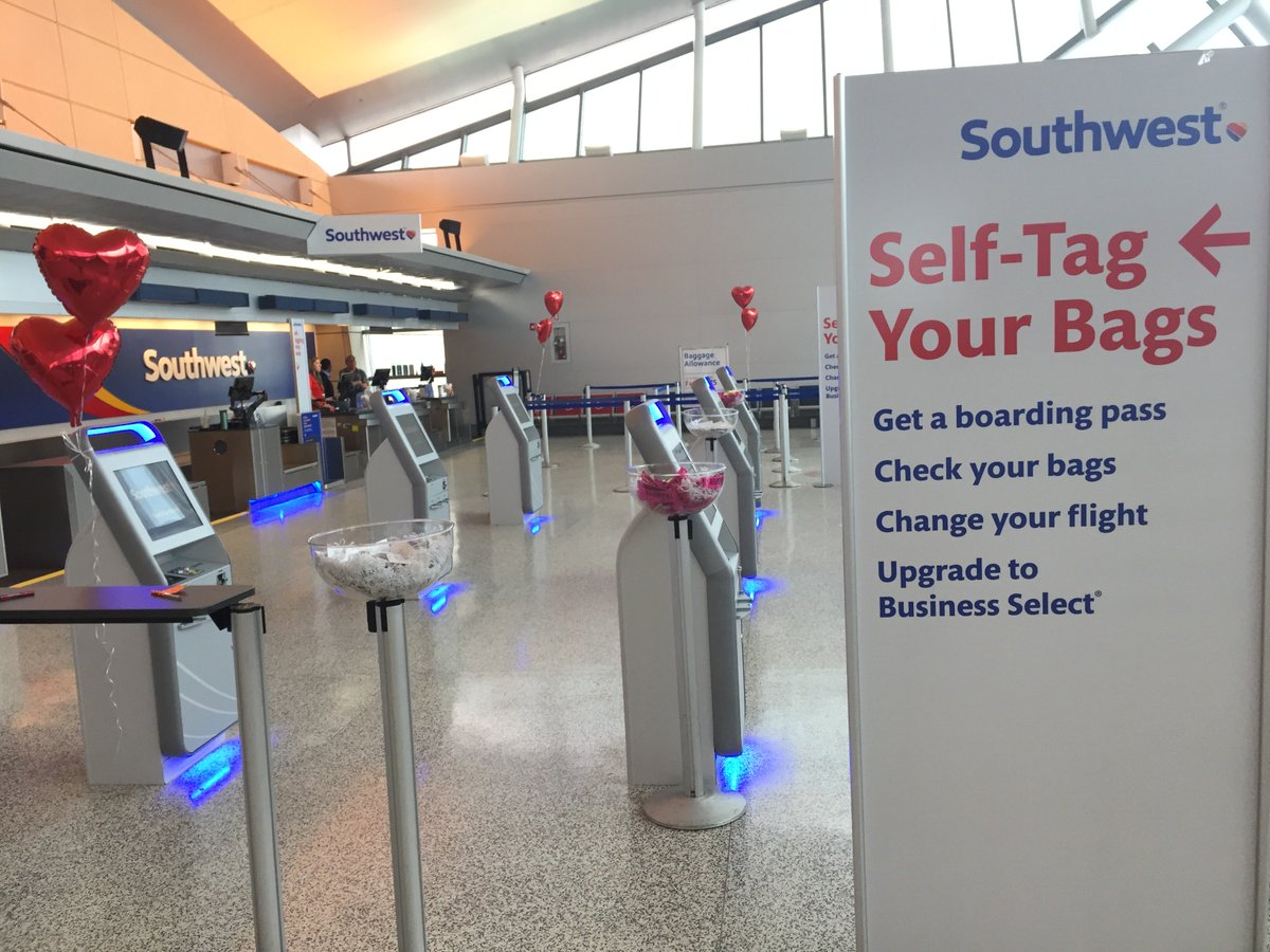 Buffalo Airport On Twitter Take A Look At The New Check In