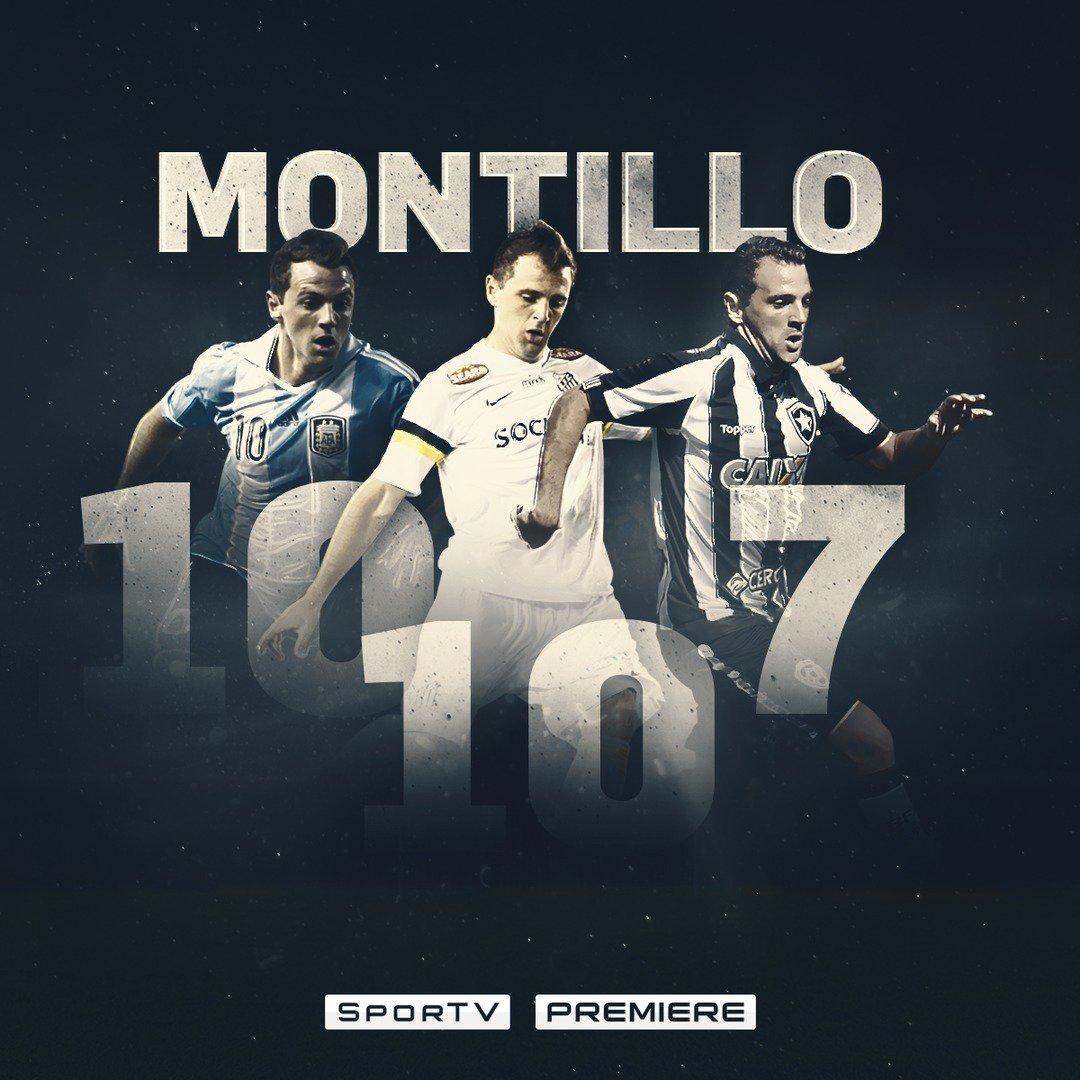 Montillo é um privilegiado! Vestiu camisas históricas no Santos (10 de Pelé), no Botafogo (7 de Garrincha) e na Argentina (10 de Maradona)!