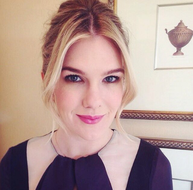 Happy Birthday Lily Rabe   we all hope to see you in . Have a great day with your family and friends