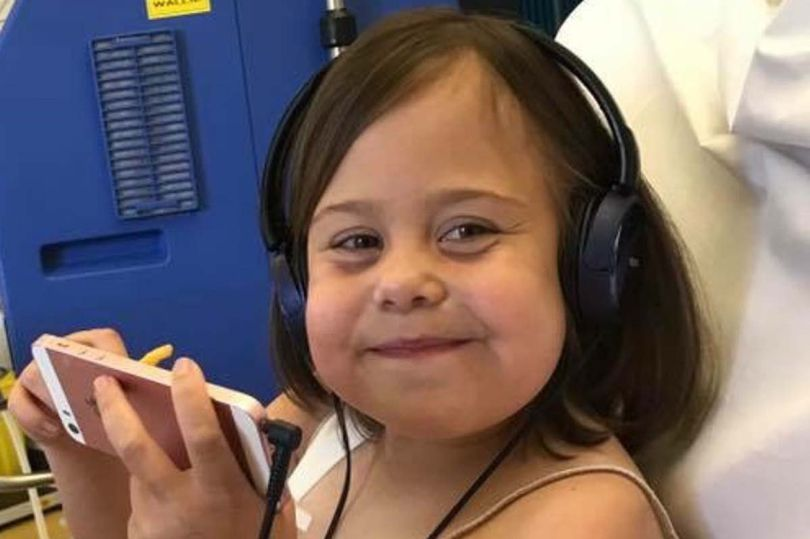 Sofia has battled kidney problems all her life - now she needs your help #OptOut  https://t.co/y8ZjBuKgao