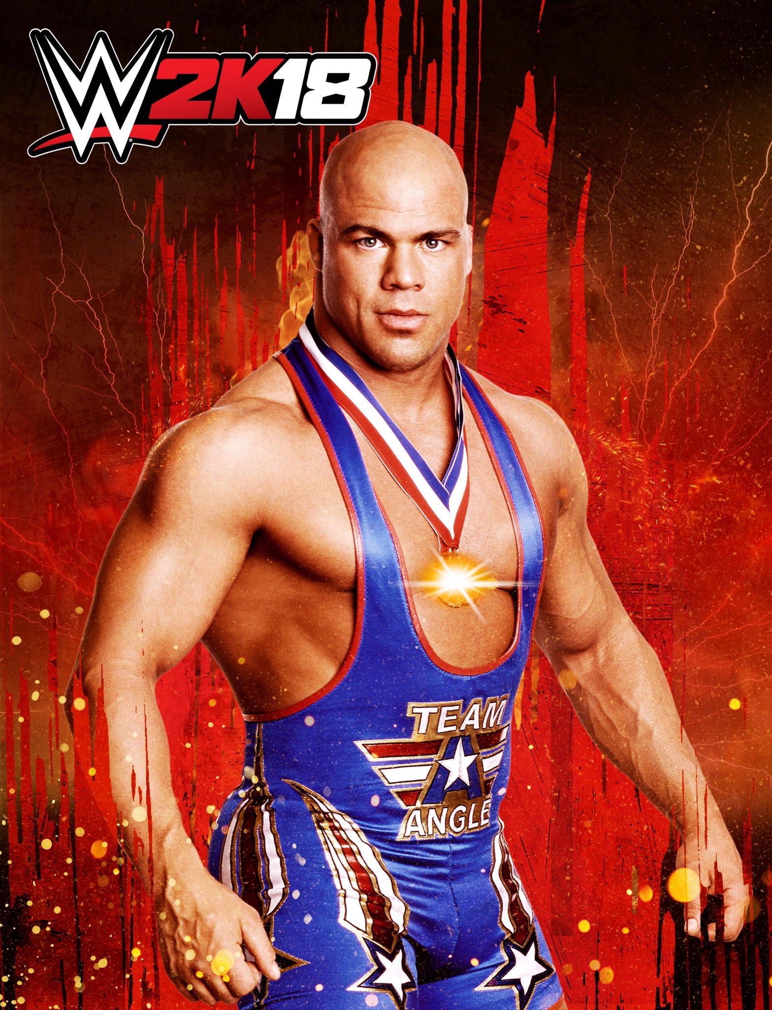 WWE 2K18 - LES DIFFÉRENTES EDITIONS DDhZ9UgW0AUyfkB