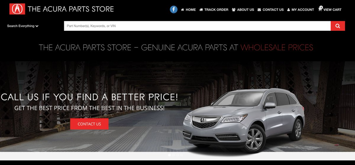 Acura RL Parts - Acura RL Auto Parts Online Catalog