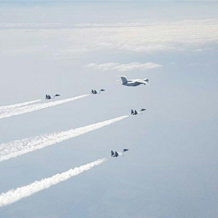الصين ستتسلم الدفعة الأولى من مقاتلات Sukhoi-35 قبل حلول 25 ديسمبر الجاري وتشمل 4 مقاتلات DDhh0ABXcAU3sZ2