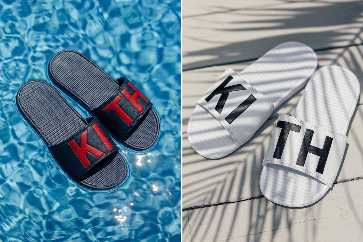 Item: Kith Summer Sandals Price