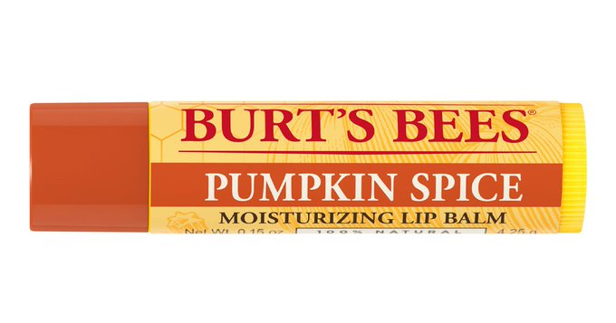 This Yummy Pumpkin Spice Lip Balm Is More Affordable Than a PSL