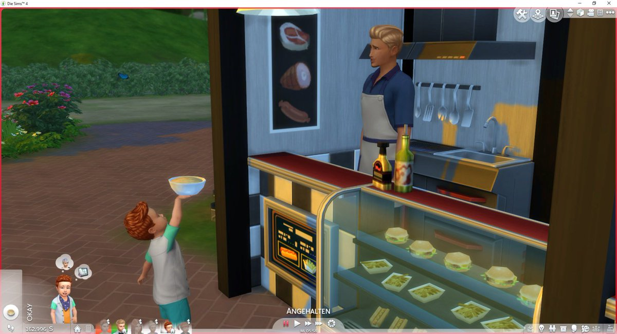 Simsvip On Twitter Upgrading Mattress Toddlers Ordering Food