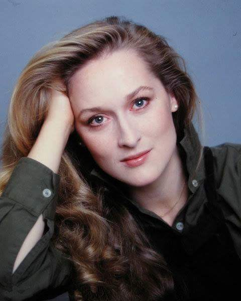 (6) Meryl Streep