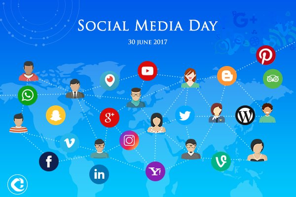 Happy Social Media Day - 30 June
