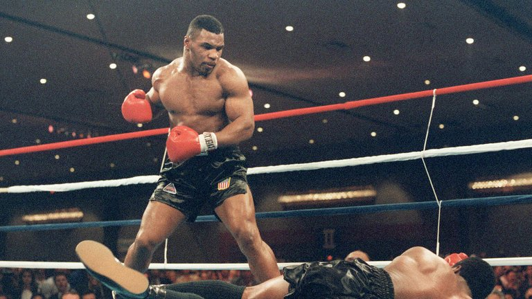 Happy Birthday to Mike Tyson who turns 51 today!