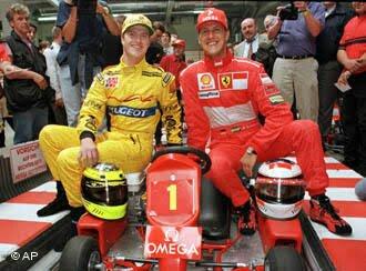 Ralf Schumacher  Happy Birthday