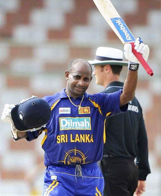 Happy Birthday Sanath Jayasuriya ODI 13000+ runs  350+ wickets  120+ catch