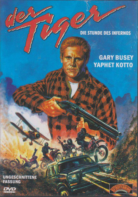 Happy birthday, Gary Busey! Now playing EYE OF THE TIGER.