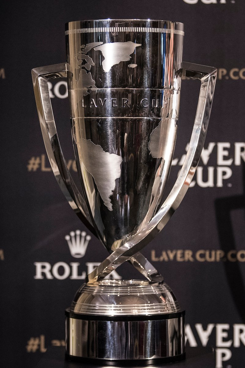 "Laver Cup on Twitter: ""A special day in the life of the ..."
