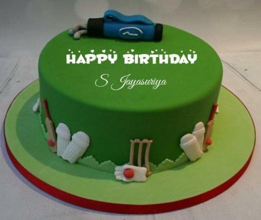 !!!..Happy birthday sanath Jayasuriya..!!!