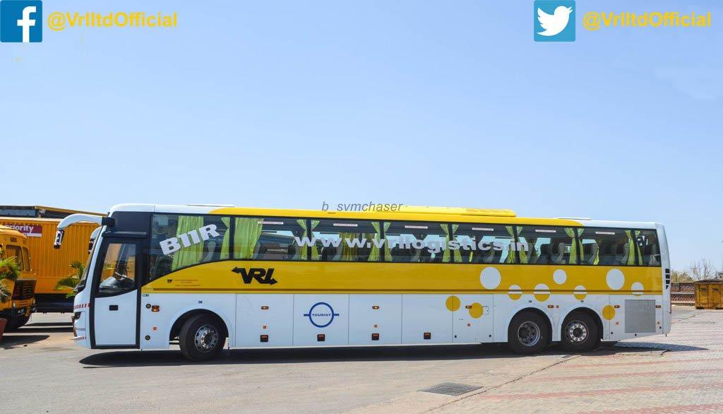 Vrl Logistics Ltd On Twitter My Office Is My Tour Bus