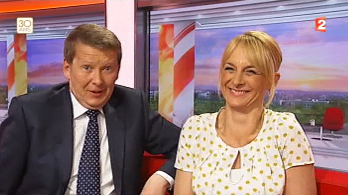 Morning @billtu ! Just a word from UK because It&#39;s the last day of William Leymergie at Télématin in France? #Leymergie <br>http://pic.twitter.com/28meYqgsdF