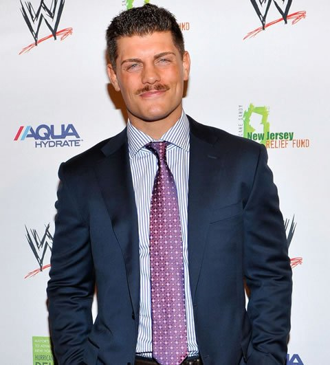 Happy Birthday Cody Rhodes