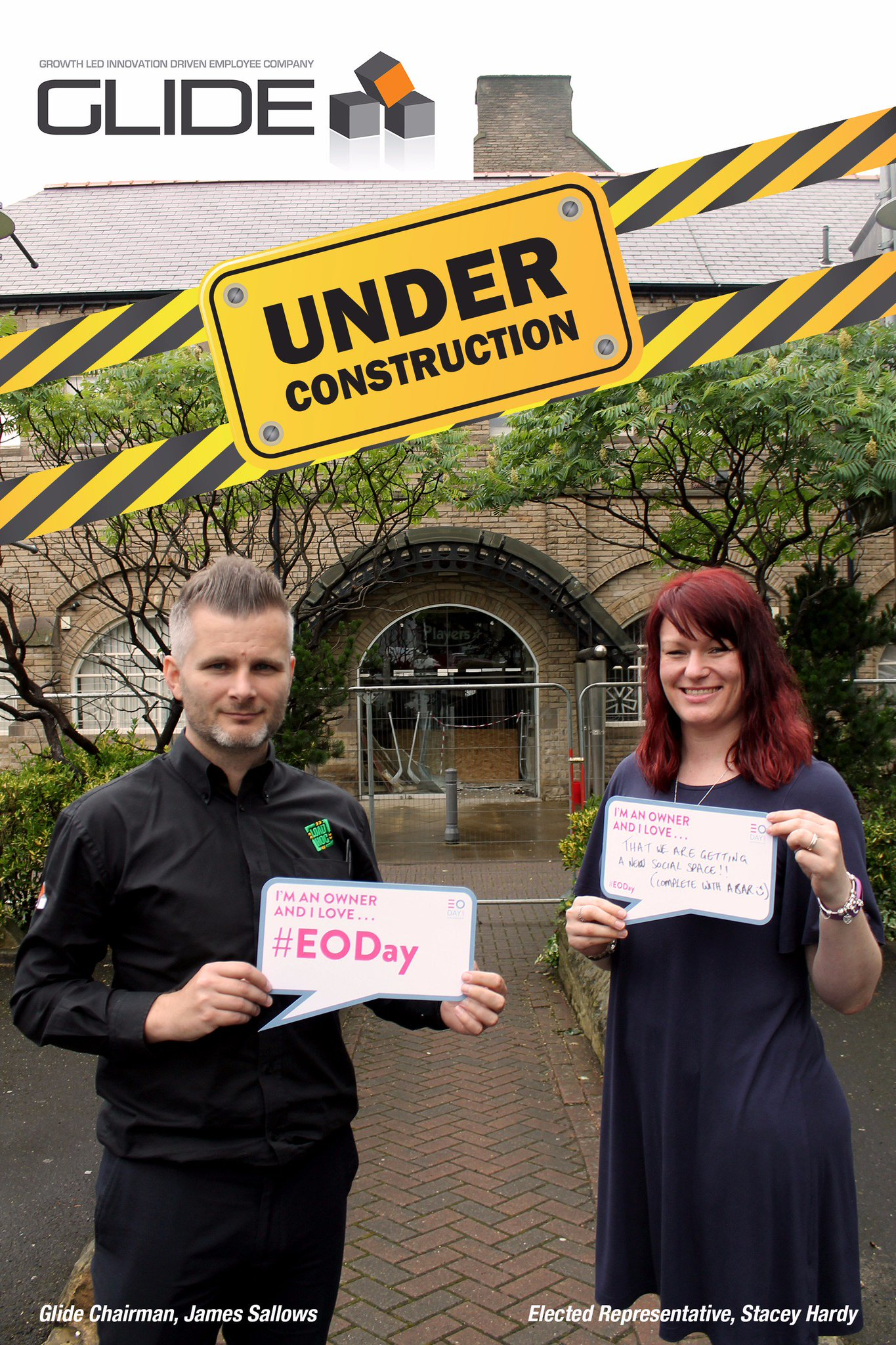 Happy #EODay everyone! We're excited about our new Employee Owned venture currently under construction housing a new training academy https://t.co/avsuYCXuYx