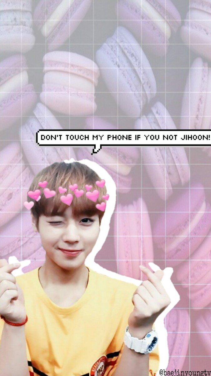 Wanna One Edits On Twitter Park Jihoon Wallpaper Repost With