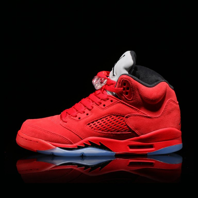 "TOKYO23 通常販売  NIKE AIR JORDAN V RETRO FLIGHT SUIT ""University Red"" 49a4b181f206"