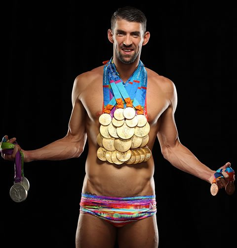 Happy Birthday Michael Phelps