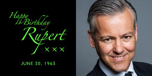 A very Happy Birthday today to Rupert Graves!