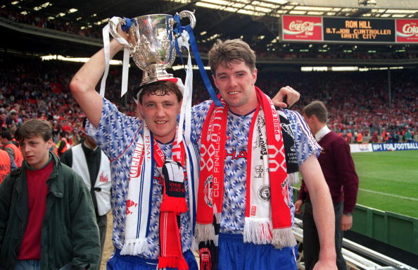 Happy Birthday Gary Pallister  Has there been a better defensive partnership in the Premier League?