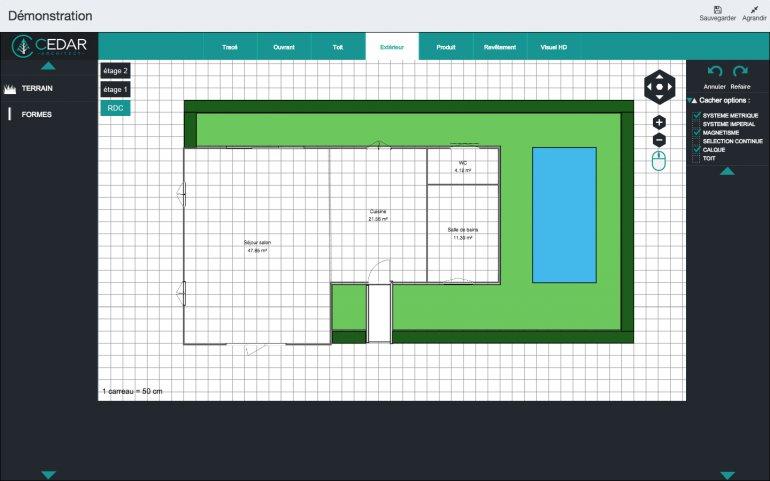 Des projets plein la tête ? Découvrez notre test du logiciel d'architecture 3D en ligne @mysketcher >> ow.ly/oiPc30d7qUu