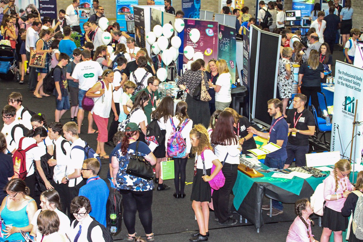 General View - Sports Hall Exhibitors