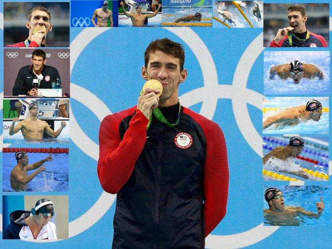 Happy Birthday, Michael Phelps!!!