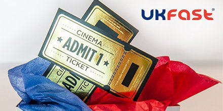 It's #FreebieFriday once again! Follow and RT to win two free cinema tickets! *Ts&Cs apply https://t.co/jKTTXB41ba