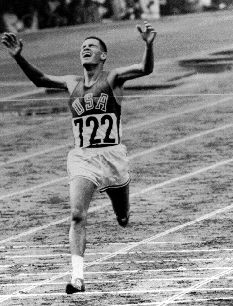 Happy birthday Billy Mills. You are an inspiration. Much love.