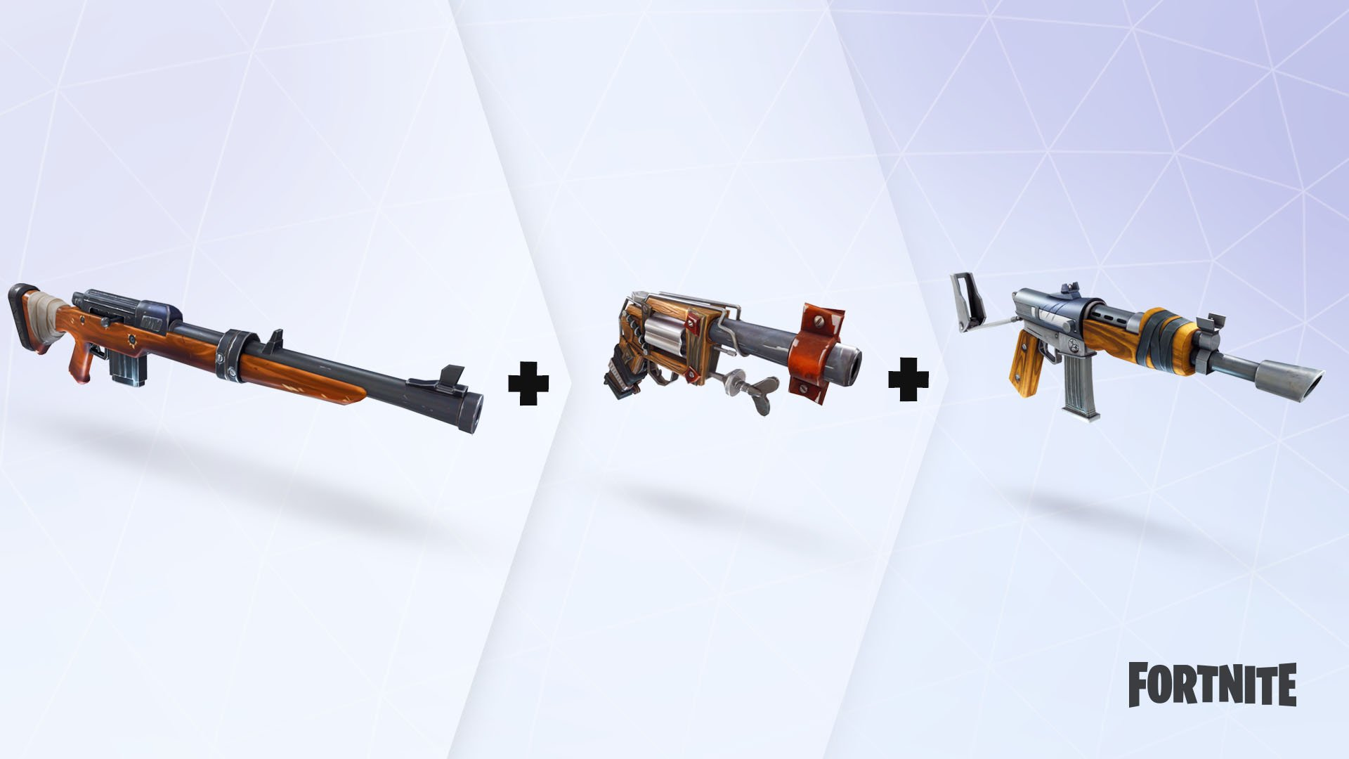 Fortnite On Twitter Bullseye And Bolt Slinger Acquired Keep