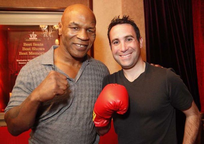 "Happy Birthday to the Champ \""Iron\"" Mike Tyson"