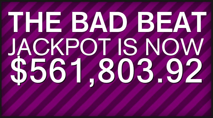 Motor City Bad Beat >> Motorcity Casino On Twitter Our Bad Beat Jackpot Is Now Over